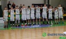Lietuvos vaikinų (U15) krepšinio rinktinė