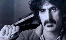 Kadras iš filmo Frankas Zappa apie save