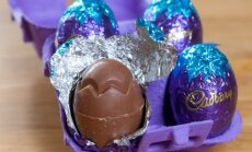 Cadbury šokoladiniai kiaušiniai