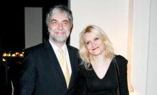 Petras Geniušas ir Kristina Norvilaitė