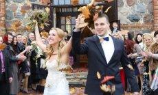 Baibos Skurstenės ir Mykolo Serdiuko vestuvės