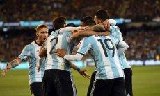 Argentinos futbolininkai