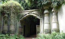 Garsiausios Londono kapinės atskleis savo paslaptis