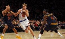 M. Kuzminskas prieš NBA čempionus žaidė naudingai