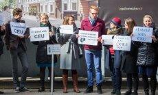 Solidarumo su CEU akcija