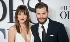 Jamie Dornanas ir Dakota Johnson