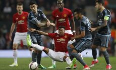 Europos lygos pusfinalis: Manchester United – Celta