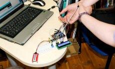 Įranga širdies pulso stebėjimui