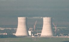 The Astravyets nuclear power plant - under construction