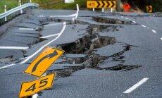 Žemės drebėjimas Naujojoje Zelandijoje