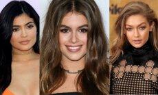 8 žvaigždės, kurios be makiažo atrodo kaip mergaitės
