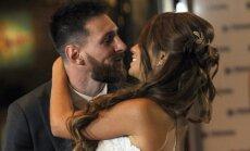 Lionelio Messi vestuvės