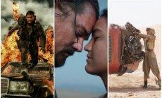 Geriausių 2015 metų filmų kadrai