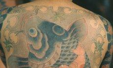 Jakudzos nario tatuiruotė