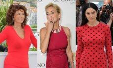 Sophia Loren, Sharon Stone, Monica Bellucci
