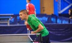 Stalo tenisas, Kęstutis Žeimys