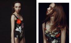 """Ieškantiems kontrastų: baroko įkvėpta """"Due Fashion"""" maudymosi kostiumėlių kolekcija"""