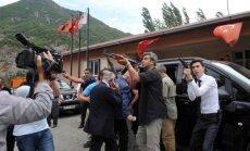 PKK apšaudė Turkijos opozicijos lyderio konvojų