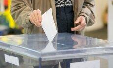 Ketvirtadienis – paskutinė diena balsuoti iš anksto Seimo rinkimų antrajame ture