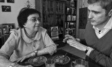 Irena Veisaitė ir Aurimas Švedas