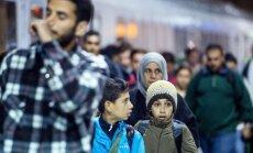 Pabėgėliai Diuseldorfe ir Kelne