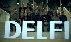 """""""Man ned zin"""" DELFI"""