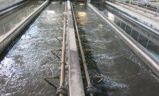 Nuotekų vandenyje susidarantis dumblas virsta bioplastiku