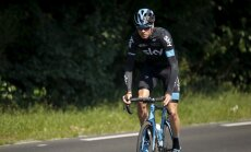 Chrisas Froome'as - vienas Tour de France favoritų