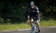 Chrisas Froome'as - vienas Tour de France favoritų