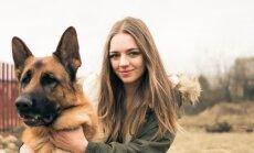 Šunų vedlė Julia
