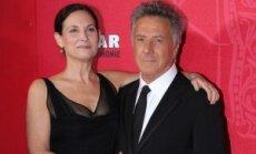 Dustin Hoffman su žmona Lisa