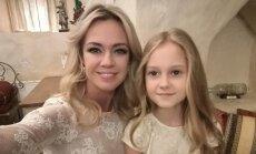 Ingrida Martinkėnaitė su dukra
