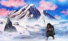 Neandertalietis ledynuose