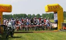 MTB kalnų dviračių taurės varžybos Druskininkuose