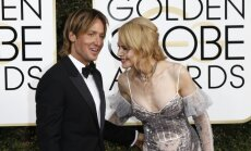 Nicole Kidman ir Keith Urban
