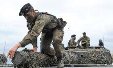 Aljanso naujųjų greitojo reagavimo pajėgų pratybos Lenkijoje