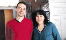 Mindaugas Venslavas ir mama