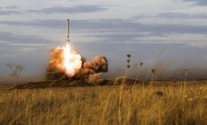 Launch on an Iskander