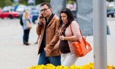 Renata Šakalytė-Jakovleva su vyru