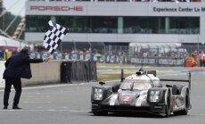 Le Mano 2016 m. lenktynėse nugalėjo Porsche komanda