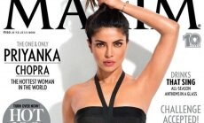 Maxim viršelis, Priyanka Chopra