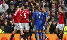 Manchester United - Leicester rungtynės