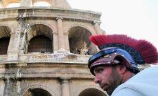 Romos Koliziejaus gladiatorius
