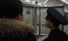 Gedulas Š. Korėjoje dėl F. Castro mirties