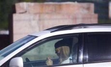 Vairuotoja (asociatyvi nuotr.)