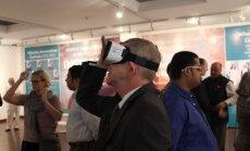 Virtuali kelionė po M. K. Čiurlionio paveikslus