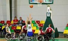 Krepšinis vežimėliuose