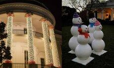 Baltųjų rūmų dekoracijos