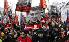 E. Lucasas. B. Nemcovo nužudymas: yra kai kas, baisiau už Kremlių