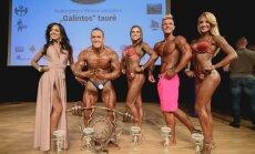 Kultūrizmo ir fitneso varžybos Garliavoje